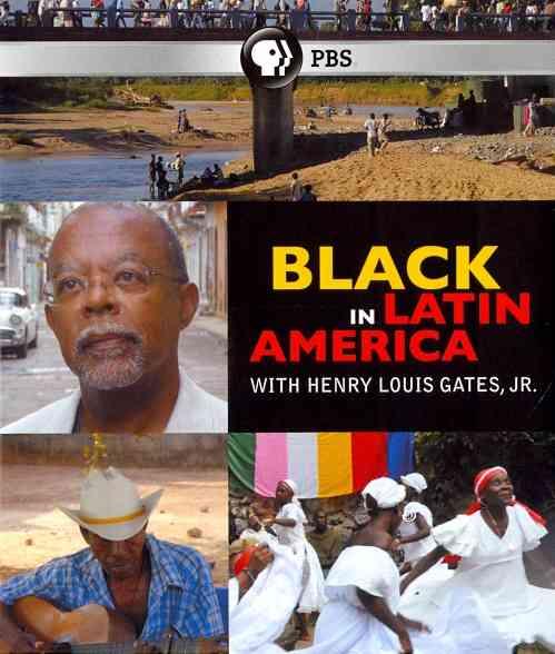 BLACK IN LATIN AMERICA BY GATES,SKIP (Blu-Ray)