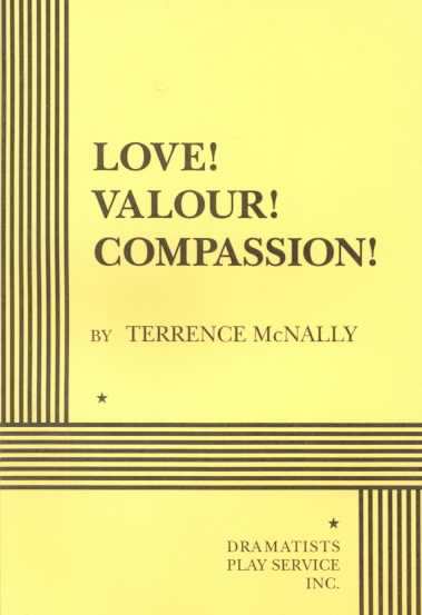 Love! Valour! Compassion! By McNally, Terrence